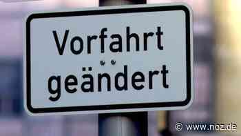 Vorrangregelung am Ebereschenweg in Ganderkesee ändert sich - noz.de - Neue Osnabrücker Zeitung