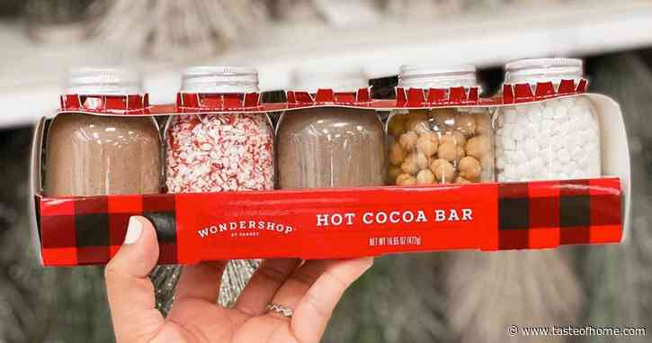 Target Is Selling the Cutest $10 Hot Cocoa Bar Set, and We Just Can't Get Enough