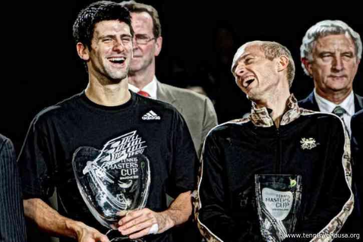 ATP Finals Flashback: Novak Djokovic downs Nikolay Davydenko to lift the trophy