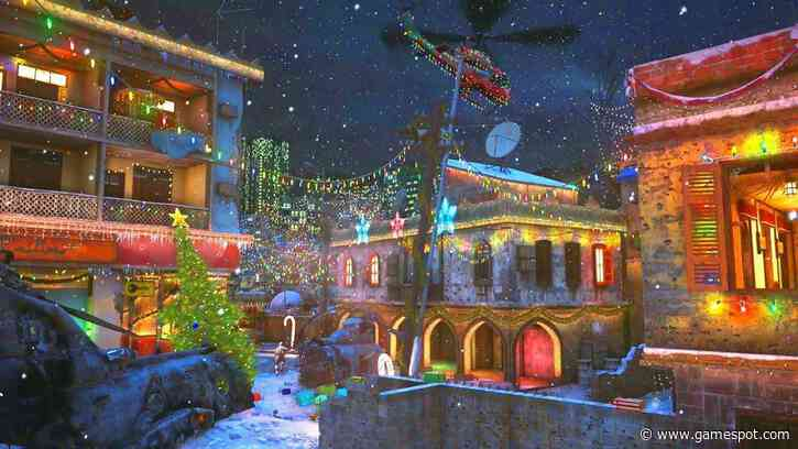 Call of Duty: Warzone Players Want A Christmas Celebration