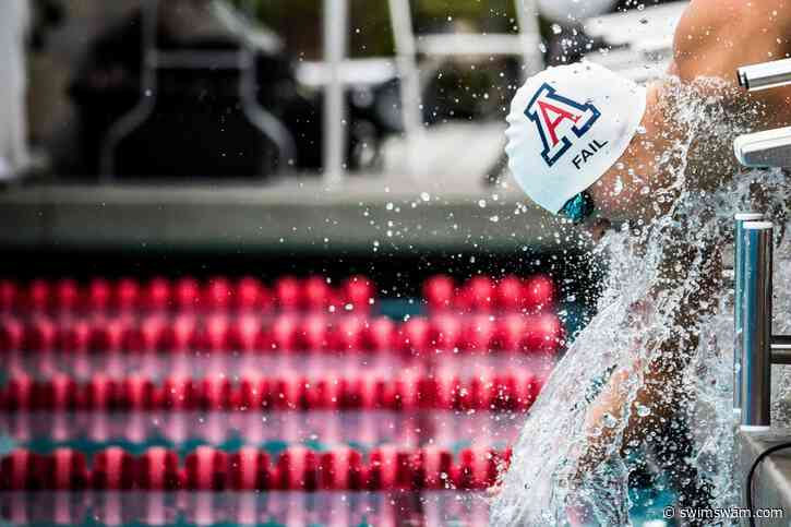 Fail Goes 4:18; Schlicht & Knelson Back To Competition At Arizona Invite