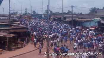 Cote d'Ivoire extends street demo suspension to December 15 - Journalducameroun.com - English