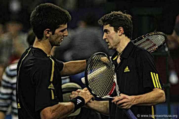 ATP Finals Flashback: Novak Djokovic edges Gilles Simon in almost three hours