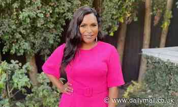 Mindy Kaling reveals her son Spencer's middle name