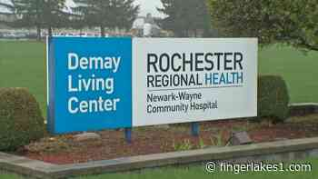 DeMay Living Center in Newark reports 89 residents, 52 employees with COVID-19 - FingerLakes1.com
