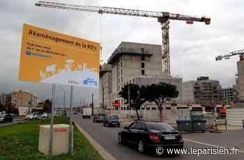 Thiais : polémique sur le réaménagement de la RD7 - Le Parisien