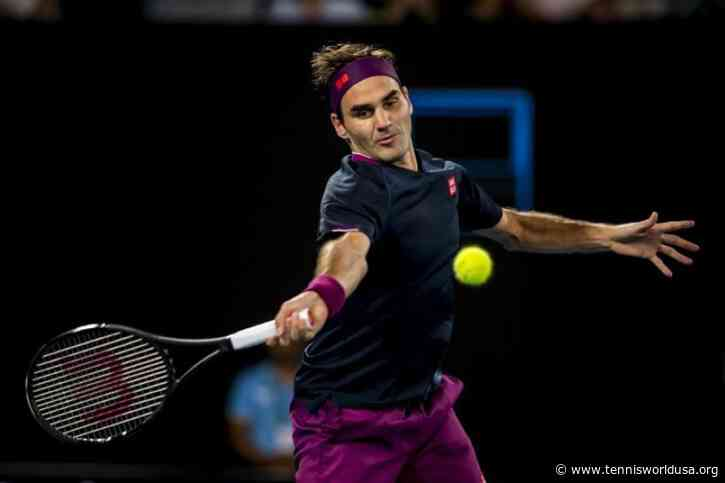 Roger Federer: 'Just listening to the body's signs and...'