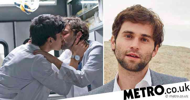Grey's Anatomy's Jake Borelli hopes to see Levi Schmitt 'recognize his own privilege' within queer community