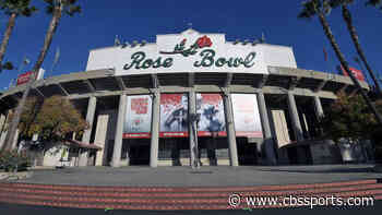 2021 Rose Bowl, a College Football Playoff semifinal host, to be played without fans due to COVID-19 protocols