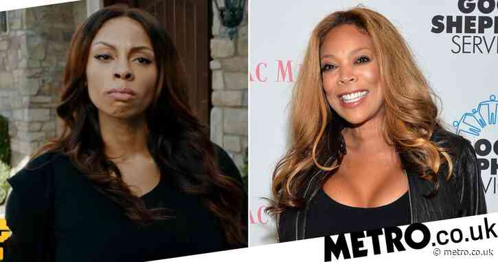 The first Wendy Williams Lifetime biopic trailer has dropped and fans are already obsessed