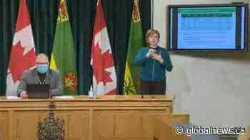 Coronavirus: Saskatchewan health official outlines service reductions due to staff redeployment