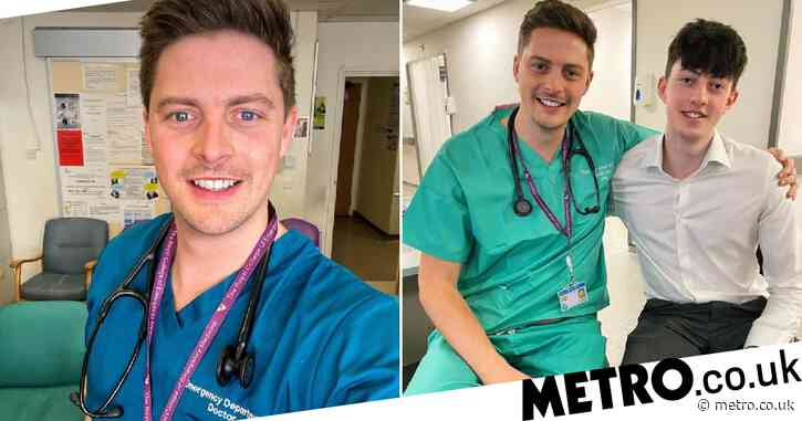 Love Island's Dr Alex George shares heartache over brother's death in new podcast: 'I miss him so much'