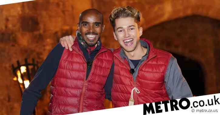 I'm A Celebrity 2020: AJ Pritchard and Mo Farah's crushing conversation before double elimination