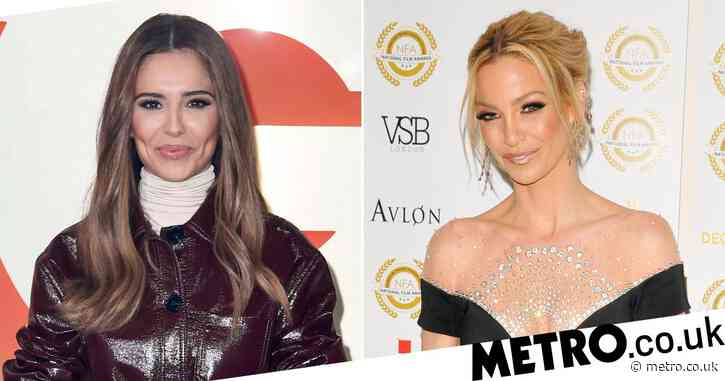 Cheryl leads Girls Aloud support as Sarah Harding writes book during cancer treatment
