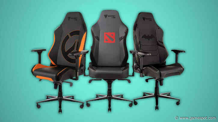 Secretlab Gaming Chairs Are Discounted In Big Christmas Sale