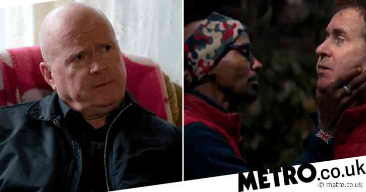 I'm A Celebrity 2020: Sir Mo Farah confuses Pat Butcher as he makes epic Phil Mitchell return