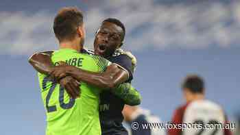 Melbourne Victory's stunning four-year Aussie first in Champions League boilover