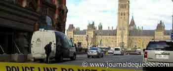 Fusillade du Parlement de 2014: les impacts de balle resteront sur le bâtiment