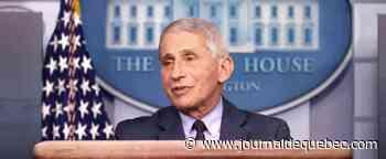 Biden a demandé au Dr Fauci de faire partie de son «équipe COVID»