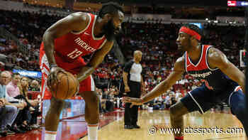 James Harden preferred John Wall over Russell Westbrook, expected to start season with Rockets, per report