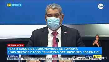 Medidas de restricción se levantan en distritos de Soná y Francisco - TVN Panamá
