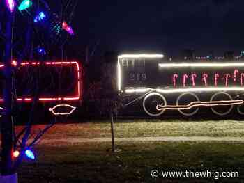 Candy train making its way to Capreol - The Kingston Whig-Standard