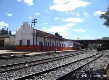 MPF firma acordo para a recuperação da Estação Ferroviária de Campos Altos (MG) - Defesa - Agência de Notícias
