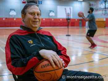 Vanier basketball coach Andy Hertzog retires after 32 years, 761 wins