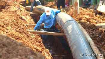 Gobernación busca reiniciar obras de alcantarillado en Puerto Libertador - LA RAZÓN.CO