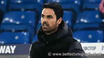 Mikel Arteta hails Arsenal fans for making difference in win over Rapid Vienna