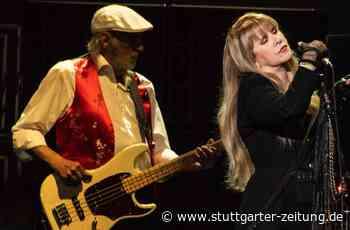 Bassist John McVie wird 75 - Das Rückgrat von Fleetwood Mac - Stuttgarter Zeitung