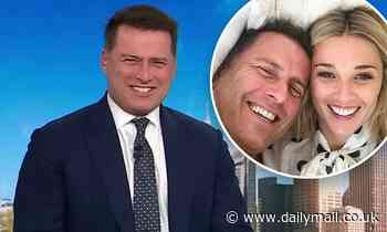 Karl Stefanovic whinges that wife Jasmine 'buys stuff on Instagram all the time that never works'