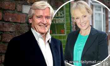 Coronation Street stars 'such as Bill Roache and Sally Dynevor sign new contracts to stay with soap'
