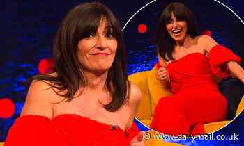 Davina McCall admits she got 'so annoyed' while homeschooling her three children during lockdown