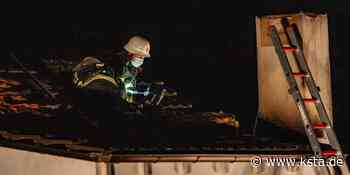 Feuerwehreinsatz in Wipperfürth: Kaminbrand in Neuenhaus - Kölner Stadt-Anzeiger