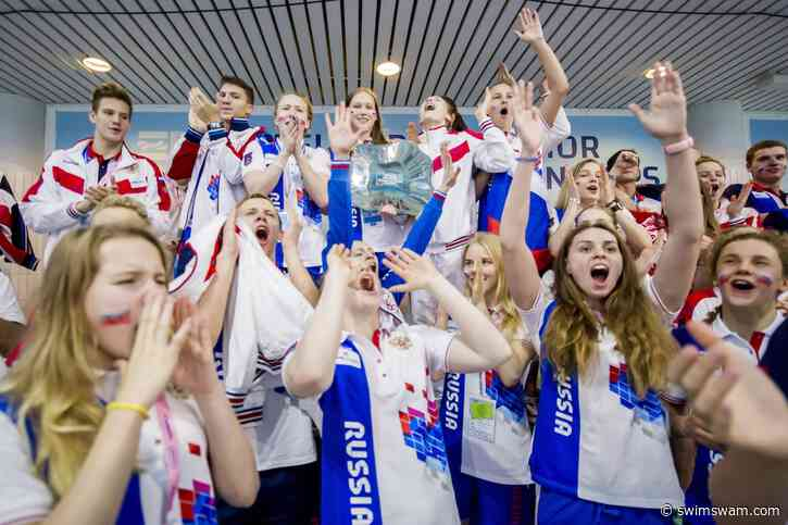 15 Year Old Daria Trofimova Continues Russian Juniors Campaign With 2:00 2Free