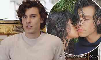 Shawn Mendes alludes to girlfriend Camila Cabello in raunchy new song