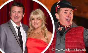 Shane Richie's wife Christie gushes over I'm A Celeb star's resurfaced jawline