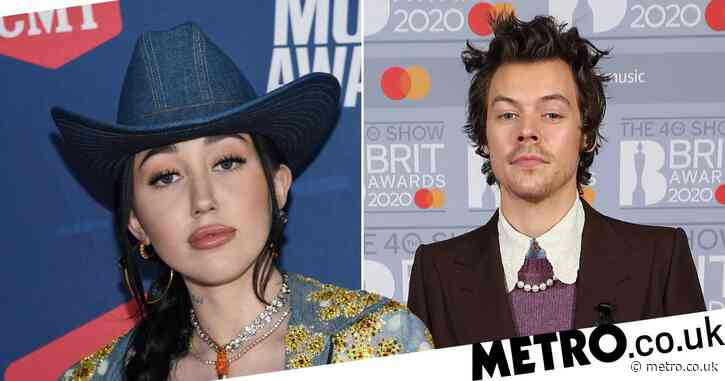Noah Cyrus forced to apologise over 'racist slur' while defending Harry Styles' Vogue shoot