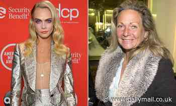 SEBASTIAN SHAKESPEARE: Surprise Brideshead bequest will mean the world to Cara Delevingne