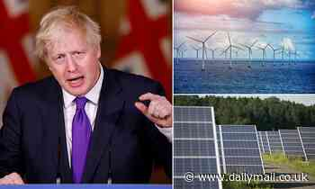 Boris Johnson's green dream: He wants UK emissions cuts to be fastest in the world