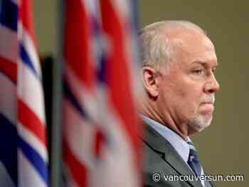 NDP prepares for return of the B.C. legislature to authorize COVID-19 spending