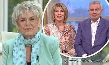 Gloria Hunniford claims Eamonn Holmes and Ruth Langsford are 'disappointed' by This Morning shake-up