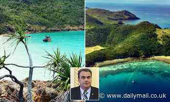 Locals call on the government to come down hard on the Chinese takeover of an Australian island