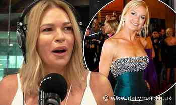 Sonia Kruger reveals she got 'hammered' before the Logie Awards