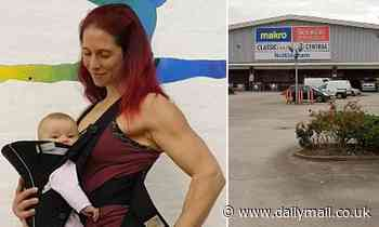 New mother, 35, is barred from entering Makro store for breaching social distancing rules