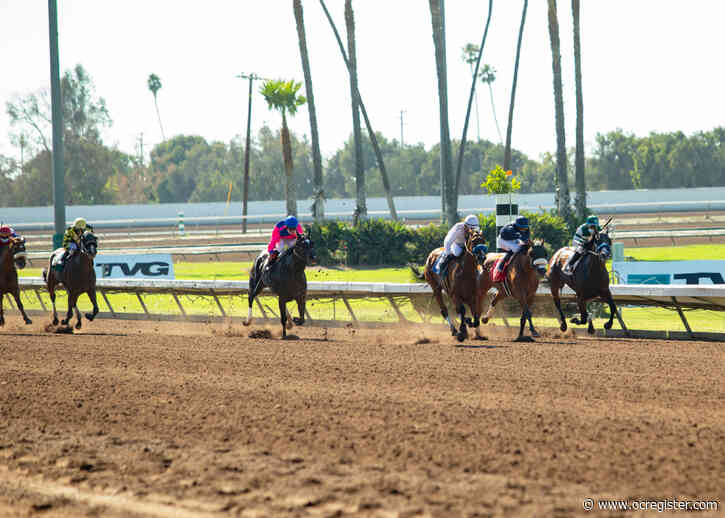 Thoroughbreds return to Los Alamitos in full force