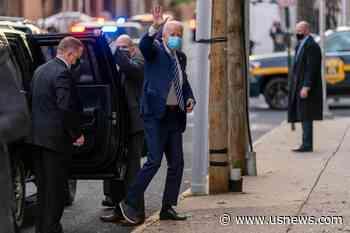The Latest: Biden Team Chided Over Leaks About Lujan Grisham