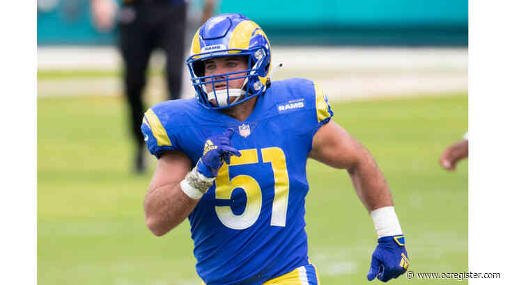 Rams' Troy Reeder makes the most of his chances to start