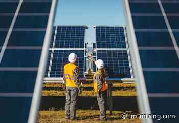 Vale announces major new Sol de Cerrado solar energy project in Minas Gerais with 766 MW peak - International Mining